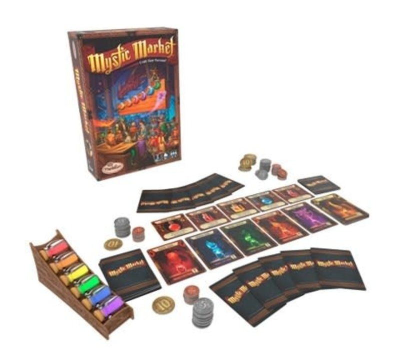 Mystic Market, Craft Your Fortune Game
