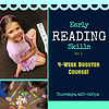 LEARNING TREE Early Reading Skills BOOSTER Thursday 4:30-5:30pm