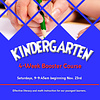 LEARNING TREE Kindergarten Basics BOOSTER, Saturdays, 9-9:45am