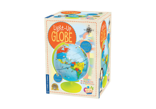Thames & Kosmos Kids First Light Up Globe