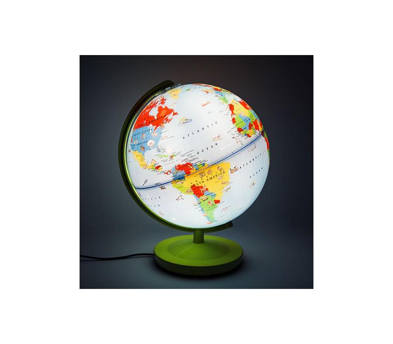 Kids First Light Up Globe
