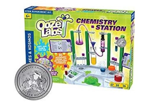 Thames & Kosmos Ooze Labs Chemistry Station *