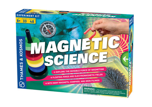 Thames & Kosmos Magnetic Science - STEM Experiment Kit
