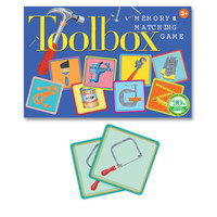 Toolbox Memory & Matching Game
