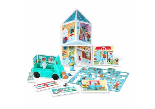 Melissa & Doug Magnetivity - Pet Center