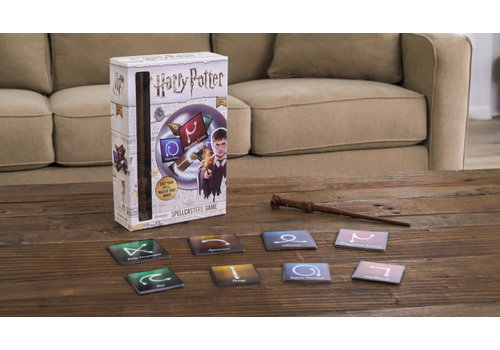 PRESSMAN Harry Potter Spellcasters Game