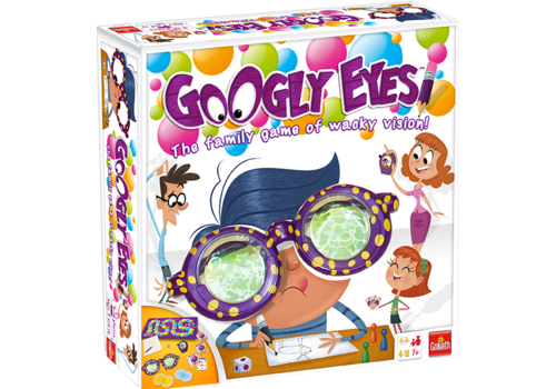 PRESSMAN Googly Eyes Family Game