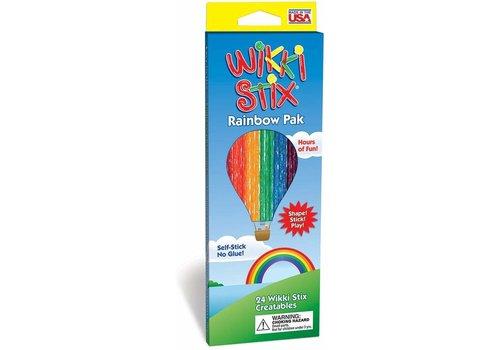 Wikki Stix Wikki Stix - Rainbow Pack - 24 Wikki Stix Creatables