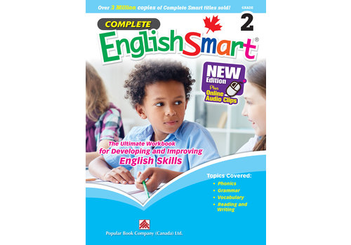 Popular Book Company Complete English Smart, Grade 2 REVISED