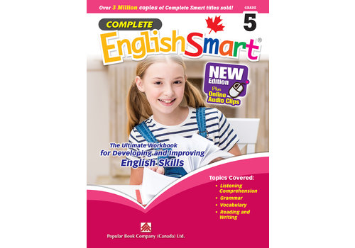 Popular Book Company Complete English Smart, Grade 5 REVISED