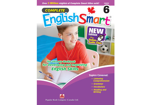 Popular Book Company Complete English Smart, Grade 6 REVISED