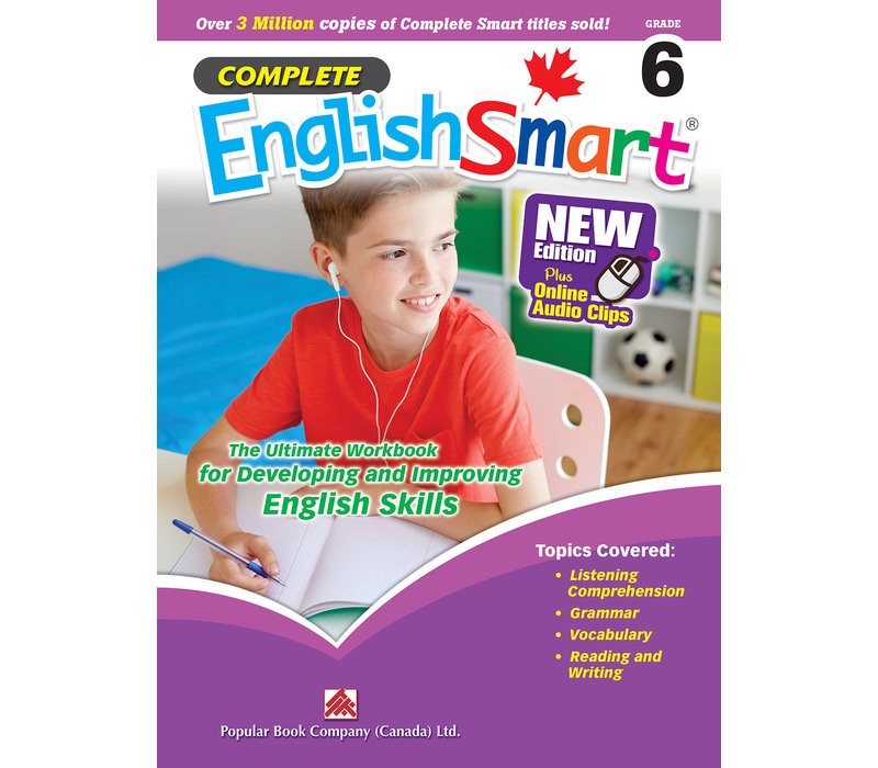 Complete English Smart, Grade 6 REVISED *