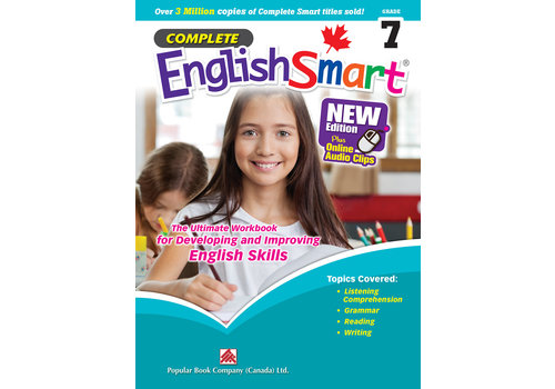 Popular Book Company Complete English Smart, Grade 7 REVISED