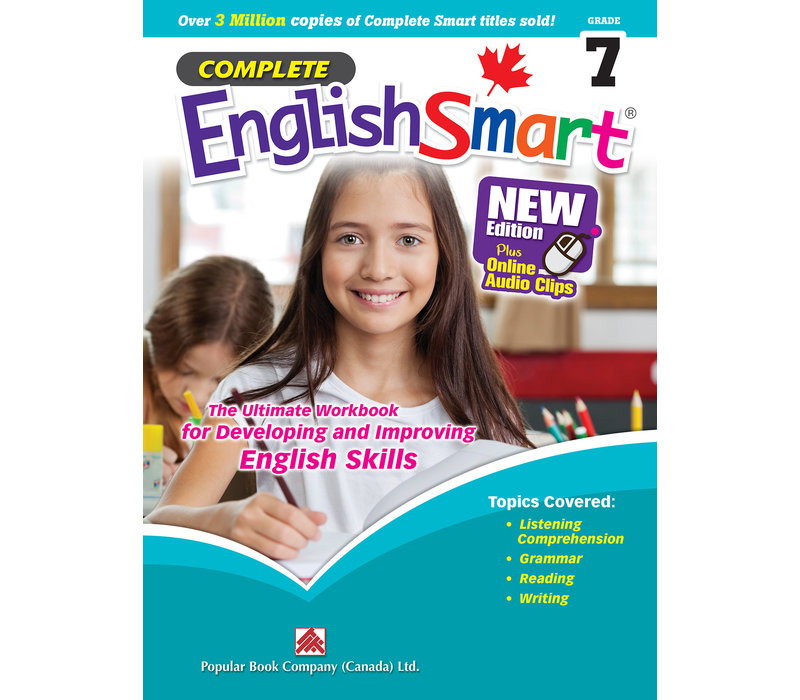 Complete English Smart, Grade 7 REVISED *