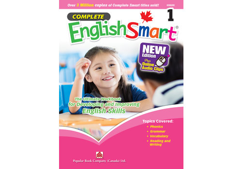 Popular Book Company Complete English Smart, Grade 1 REVISED