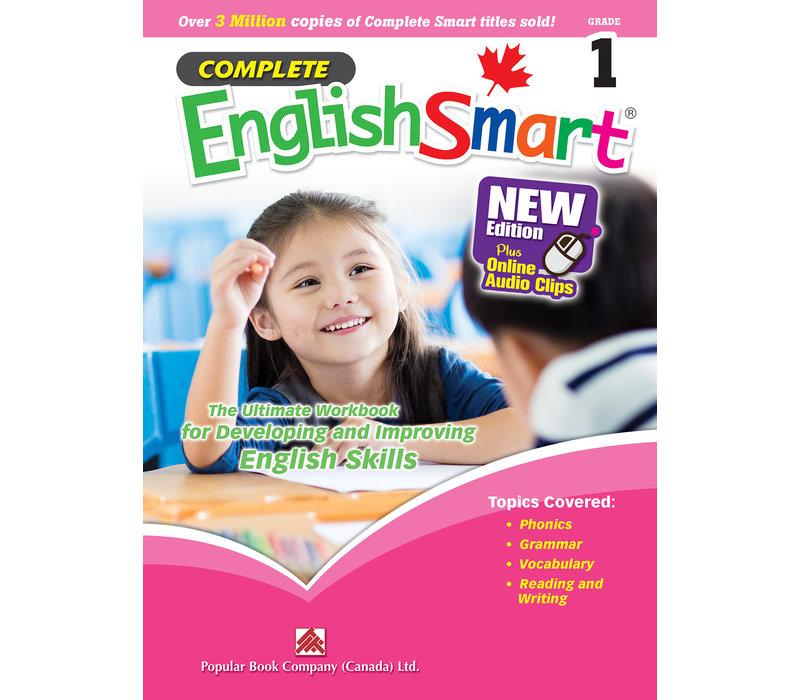 Complete English Smart, Grade 1 REVISED