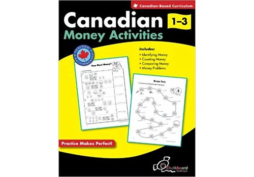 NELSON Canadian Money Activities 1-3