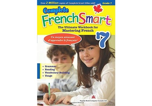 Popular Book Company Complete French Smart, Grade 7