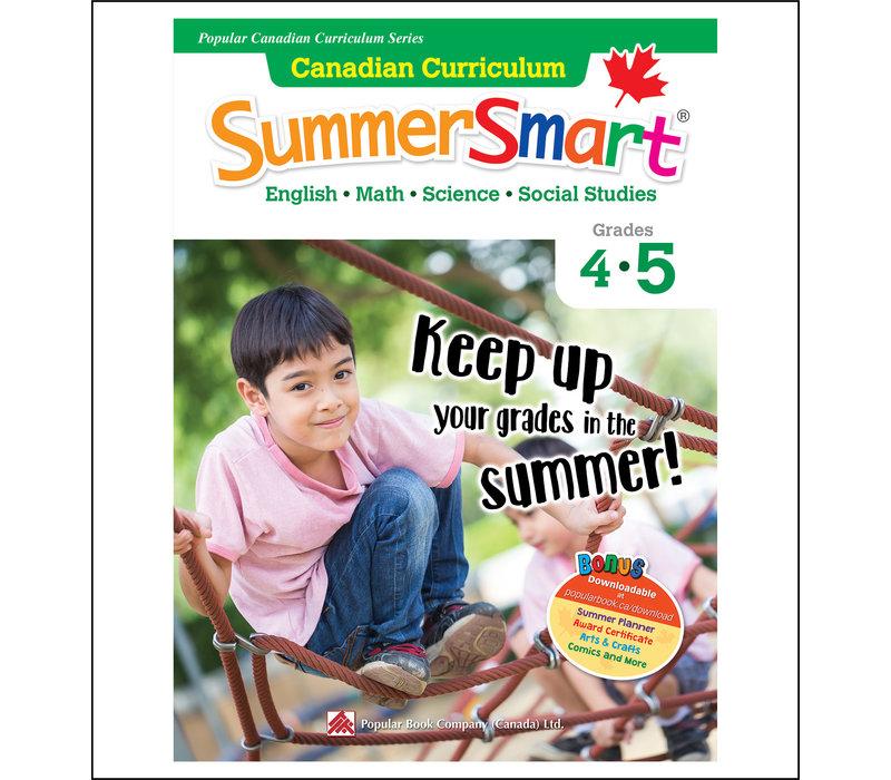 Canadian Curriculum Summer Smart 4-5 REVISED