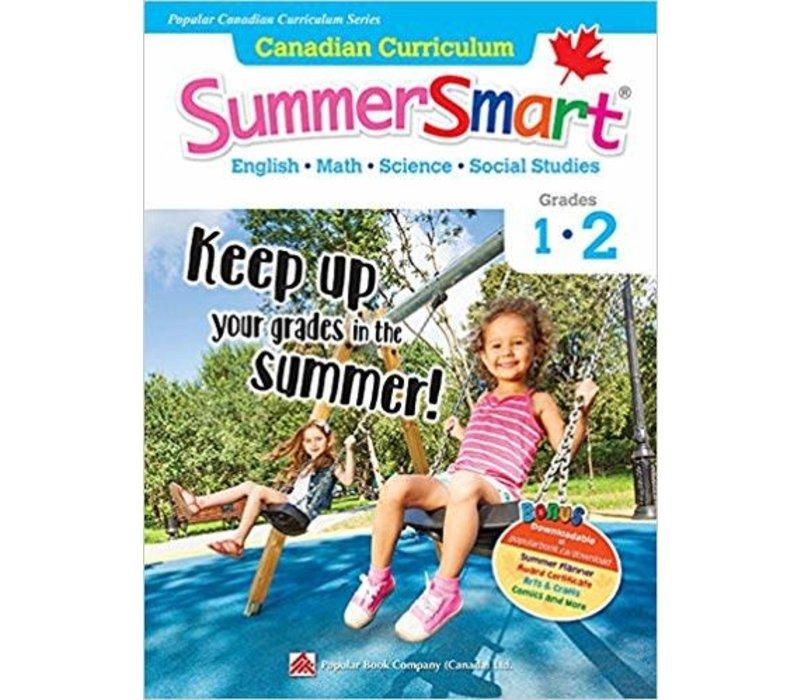 Canadian Curriculum Summer Smart 1-2 REVISED