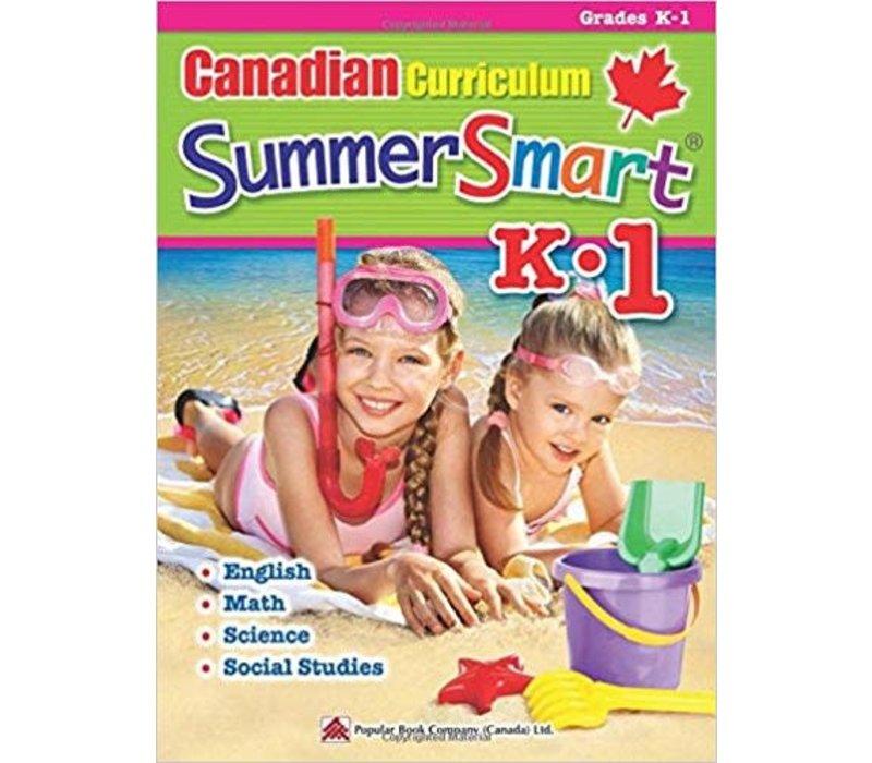 Canadian Curriculum Summer Smart K-1 REVISED