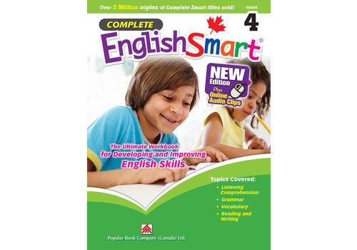 Popular Book Company Complete English Smart, Grade 4 REVISED