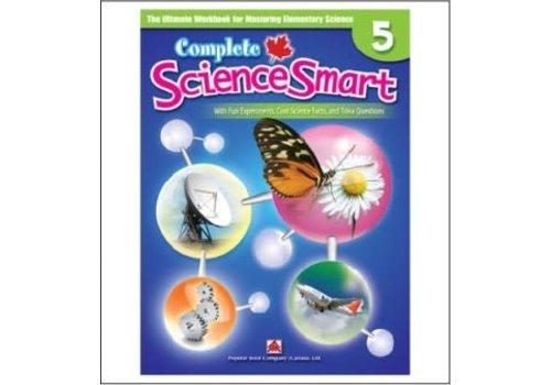 Popular Book Company Complete Science Smart, Grade 5