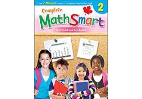 Popular Book Company Complete Math Smart, Gr 2