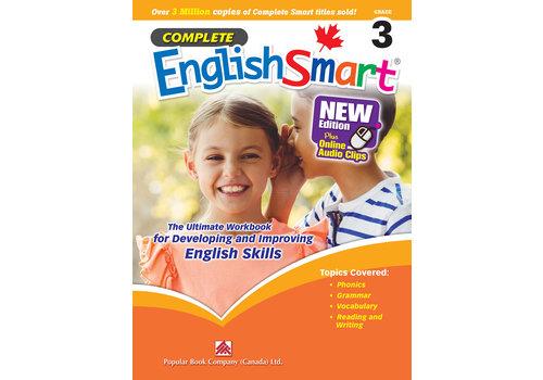 Popular Book Company Complete English Smart, Grade 3