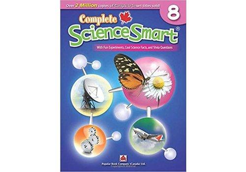 Popular Book Company Complete Science Smart, Grade 8