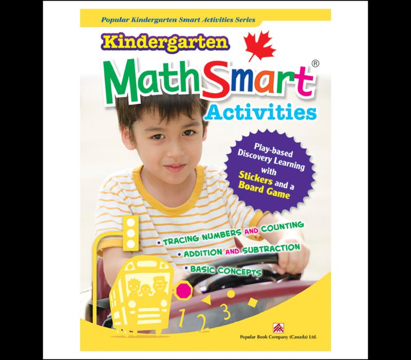 Kindergarten MathSmart Activities