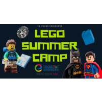 Young Engineer LEGO Bricks! Summer Camp - August 24-28  *Afternoon