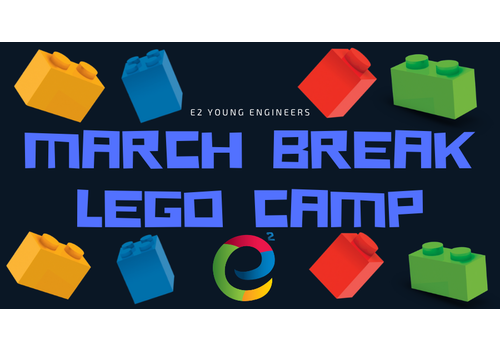 LEGO March Break Camp - Weekly Rate