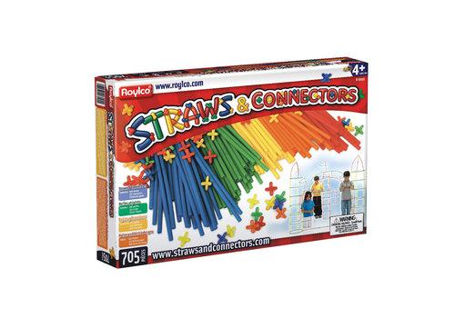 ROYLCO Straws & Connectors -705 pcs *