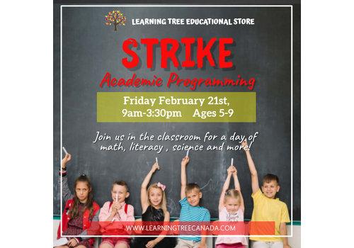 Strike Programming - Full Day 9-3:30