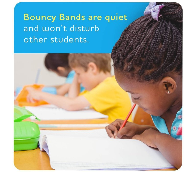 Bouncyband for Elementary School Chairs - Blue