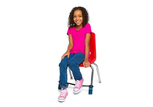 Bouncybands Bouncyband for Elementary School Chairs - Blue