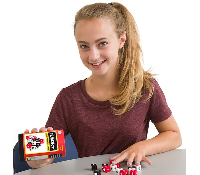 PEMDice® Order of Operations Game *