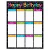 Trend Enterprises Birthday Color Harmony™ Learning Chart