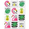 Creative Teaching Press Palm Paradise Rewards Stickers