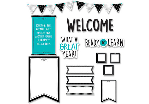 Creative Teaching Press Ready to Learn Bulletin Board Set *