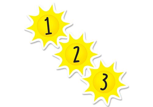 Creative Teaching Press Suns Calendar Days *