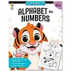 Creative Teaching Press I Can Do It! Books Alphabet & Numbers *
