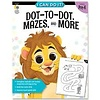 Creative Teaching Press I Can Do It! Books Dot-to-Dot, Mazes & More *