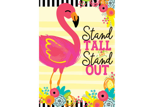 Carson Dellosa Stand Tall and Stand Out Poster