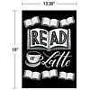 Carson Dellosa Industrial Cafe - Read a Latte Poster*