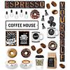 Carson Dellosa Espresso Yourself Mini Bulletin Board Set *