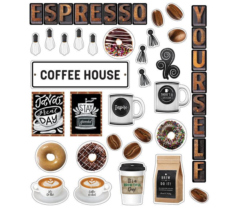 Espresso Yourself Mini Bulletin Board Set *