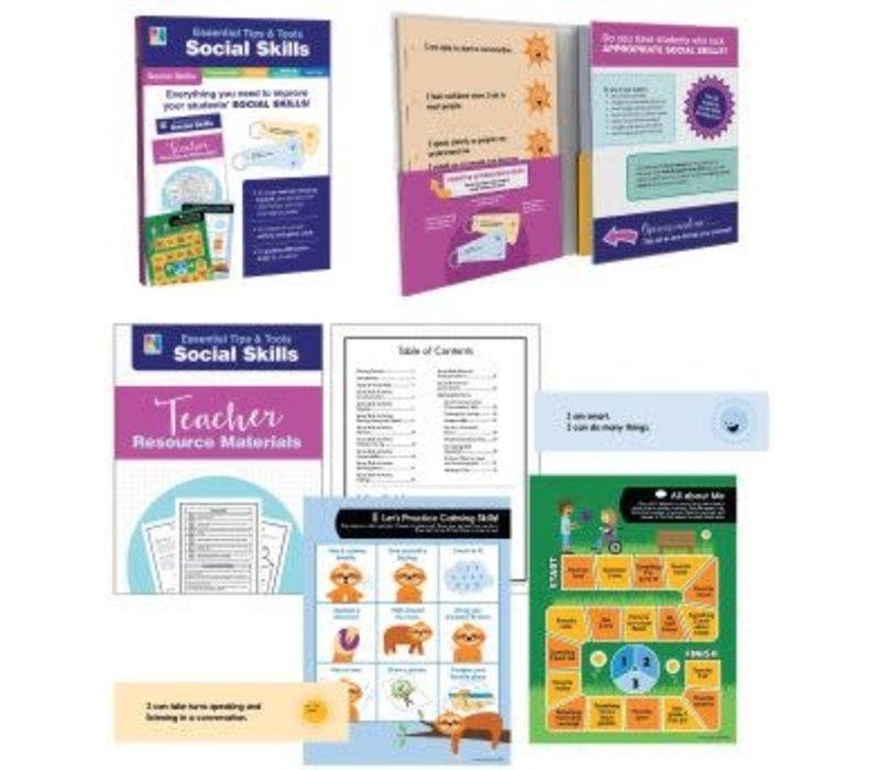 Essential Tips & Tools: Social Skills Classroom Kit
