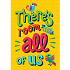 Carson Dellosa There's Room for All of Us Poster*